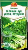 """Приправа Витэкс """"Смесь зелени"""" 30г./20"""