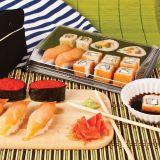 Контейнера для суши и соуса