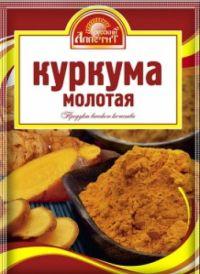 "Куркума молотая ""Витекс""10 г"